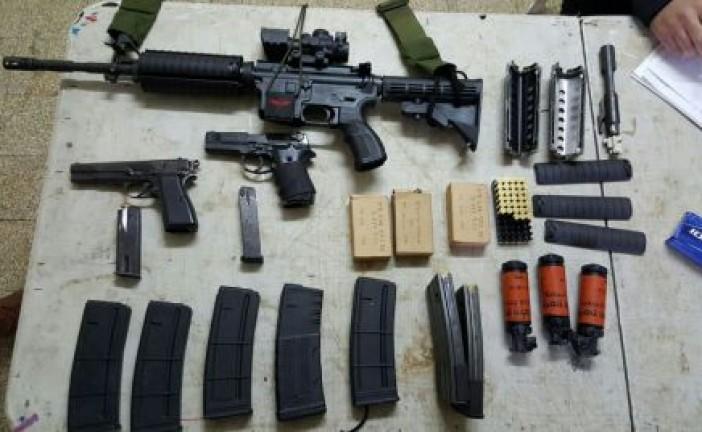 Un raid nocturne des forces israéliennes permet l'arrestation de 19 terroristes et la saisie d'un lourd arsenal