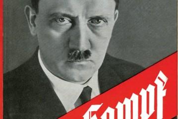 Mein Kampf deuxième en tête des ventes en Allemagne.