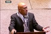 Député arabe à la Knesset: «les terroristes n'ont pas commis de crime, ce sont des victimes de l'occupation».