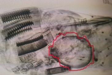 Des armes détectées dans le sac d'un passager à l'aéroport de Tel Aviv.