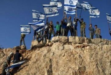 45 % des israéliens pour l'annexion de la Judée-Samarie.