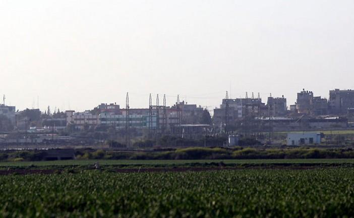 Des explosions et des cris guerre entendus depuis la bande de Gaza…