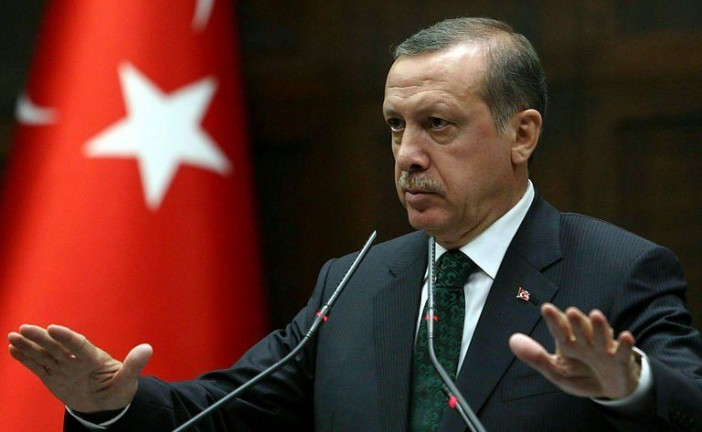 Erdogan: «Nous sommes prêt à coopérer avec Israël contre le terrorisme».