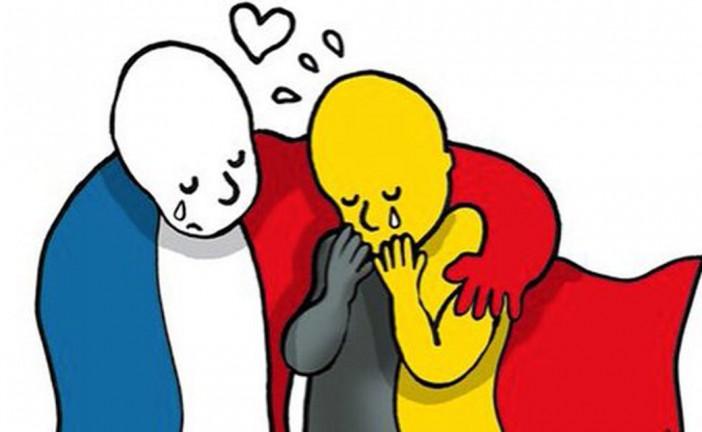 Les politiques sous le choc après les attentats de Bruxelles.