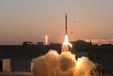 L'armée de l'Air israélienne reçoit ses premiers systèmes anti-missiles «Fronde de David».