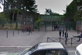 Paris 20 eme : des tags pro Daech retrouvés dans l'enceinte du  collège Pierre MENDES-FRANCE