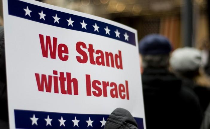 Sondage: les américains soutiennent en très grande majorité Israël.