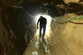 7 terroristes portés disparus après l'écroulement d'un tunnel.