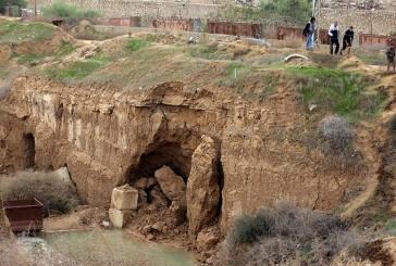 L'Egypte découvre des énormes tunnels terroristes à sa frontière avec Gaza.