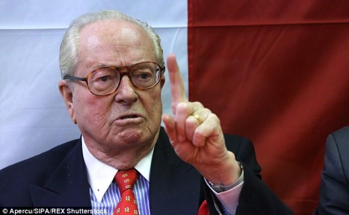 Jean-Marie Lepen condamné à 30 000 euros d'amende pour avoir qualifié les chambres à gaz de «détail de l'Histoire».