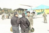 Un pilote iranien déserteur menace le régime d'aider Israël si on continue à harceler sa famille