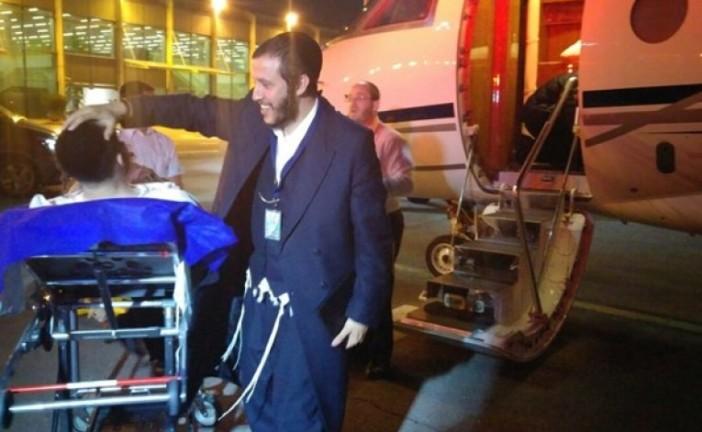 Attentats de Bruxelles: les deux blessés israéliens de retour chez eux.