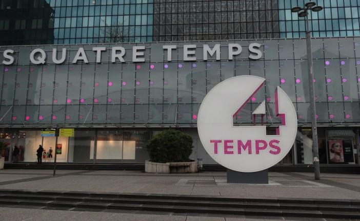 Les terroristes Belges prevoyaient de faire des attentats  à savoir le centre commercial Les 4 Temps à La Défense
