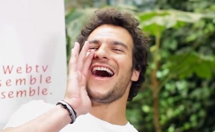 Le franco-israélien Amir Haddad devient le favori du concours de l'Eurovision