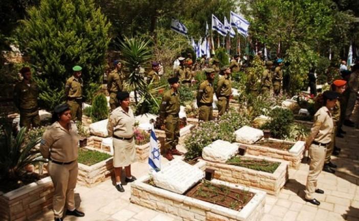 Israël: 23.447 victimes des conflits dont 127 depuis un an