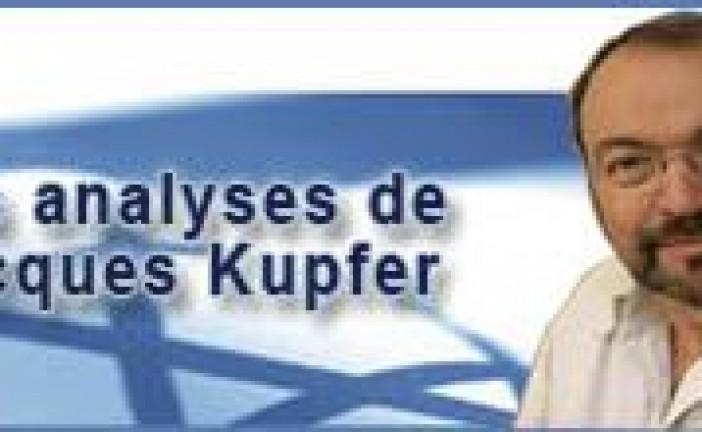 Conférence de Jacques Kupfer à Paris  Jeudi 30 Juin 2016