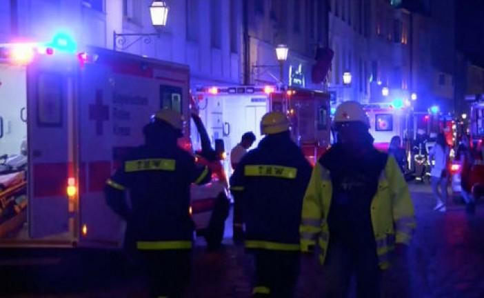 Attentat suicide en Allemagne: l'auteur avait «fait allégeance» à l'EI (ministre)