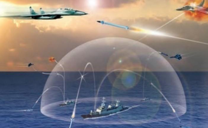 Le système de missile Barak 8 est opérationnel, il est le fruit de la coopération entre Israël et l'Inde