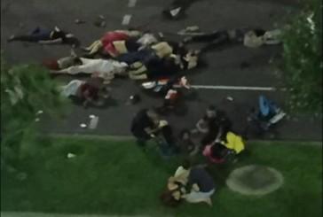 Attentat à Nice : un camion fonce dans la foule
