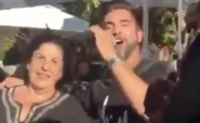 Vidéos: Kendji Girac improvise un concert dans les rues de Tel-Aviv !