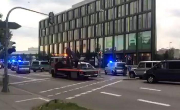 EN DIRECT – Allemagne : fusillade dans un centre commercial à Munich, plusieurs morts