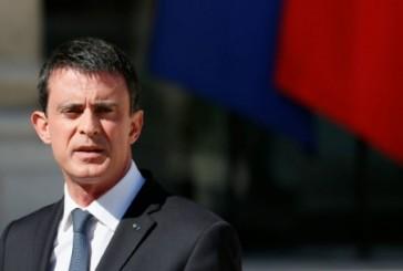 Manuel Valls «soutient» les maires ayant interdit le burkini