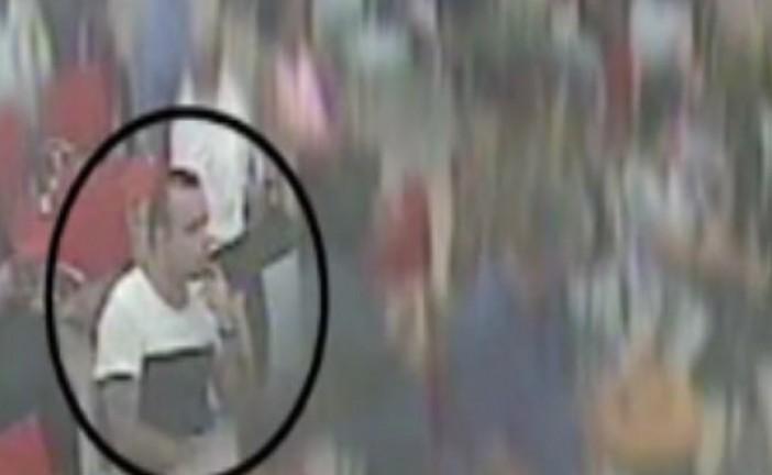 Video – Netanya : Reconnaissez-vous ce voleur qui a dérobé 37 000 shekels à un vieillard
