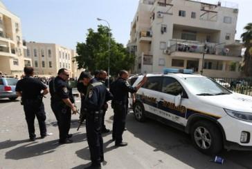 Jérusalem-Est: un  terroriste Palestinien auteur d'une tentative d'attentat à la voiture-bélier tué (police)