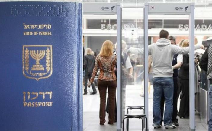 Discrimination anti-israélienne dans les aéroports parisiens. Où sont les « anti-racistes » ?