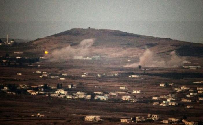 Bombardement israélien d'un camp militaire en Syrie: 3 morts
