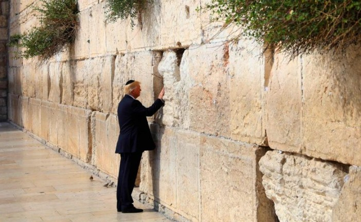 Video : Arrivé du Président Donald Trump en Israel