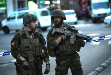 Explosion dans une gare de Bruxelles, «l'auteur présumé abattu»
