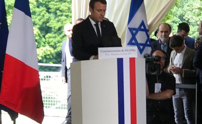 Vel d'Hiv. Macron : «C'est bien la France qui organisa» la rafle ….