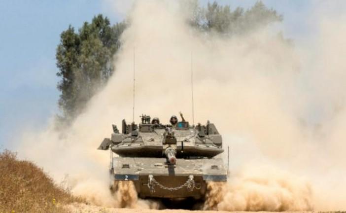 Tir depuis la bande de Gaza: Israël réplique par des tirs de char