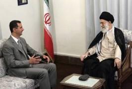 «Pas de troupes iraniennes» en Syrie, affirme Assad
