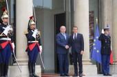 France – visite officielle du Premier Ministre  Israélien Benjamin Netanyahu en France  le 5 Juin 2018 ( Photo Alain AZRIA)