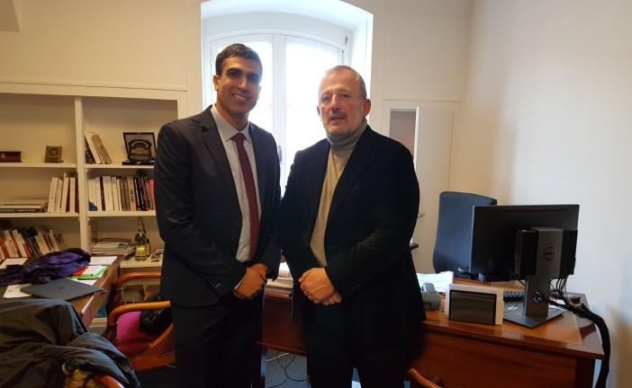 Israel : Communiqué de presse – Francois Pupponi, député de Sarcelles soutient Yoni Chetboun