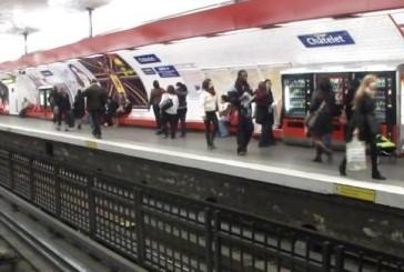 France : «Je suis musulman et je bute tous les cathos», un homme armé d'un couteau a créé la panique dans le métro parisien