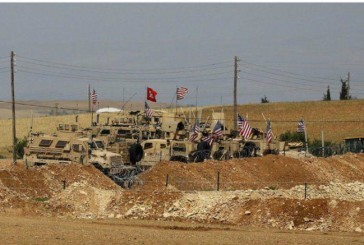 Les rapports:  Le retrait de l'armée américaine de Syrie