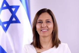INTERVIEW DE LA MINISTRE DE L'EGALITE SOCIALE, GUILA GAMLIEL Propos recueillis par ISRAEL IS FOREVER pour Israel Actualités