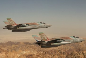 L'aviation israelienne  bombarde des positions  pro-Iranienne à la frontière entre l'Irak et la Syrie.