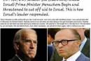 Il y'a plus de 38 ans, le 22 juin 1982, un sénateur américain attaque le premier ministre israélien, Menahem Begin