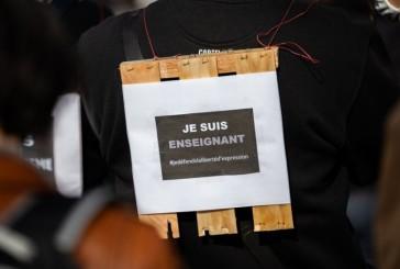 Hommage à Samuel Paty : un groupe d'individus encagoulés attaquent les profs d'un lycée à Nantes