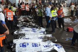 Catastrophe en Israël: au moins 44 morts au pèlerinage de Lag Baomer sur le Mont Méron